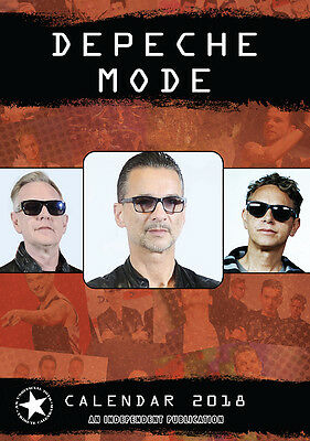 Depeche Mode  Kalender  2018 (Dream) Neu