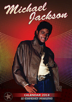 Michael Jackson  Kalender  2018 (Dream) Neu