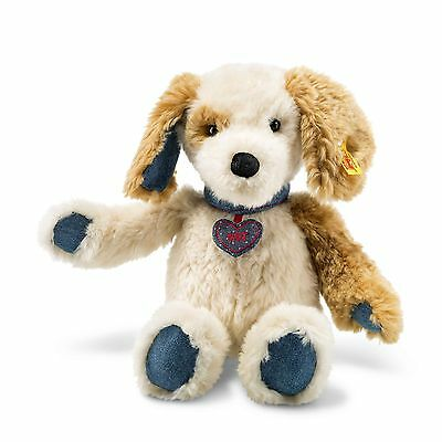Steiff 084423 Denim Darlings Sniff Hund 32 cm