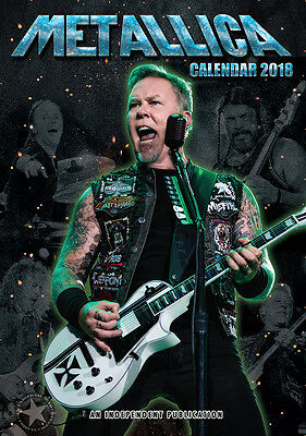 Metallica   2018 (Dream) Neu