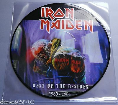 Iron Maiden - Best Of The B-Sides Picture Disc LP