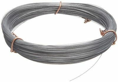 High Carbon Steel Wire, #2b (smooth) Finish, Full Hard Temper, Astm A228, 0.014