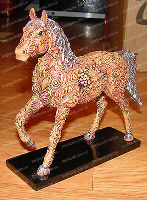 CARVED IN HISTORY (Trail of Painted Ponies by Westland, 12296) 1E/2,974
