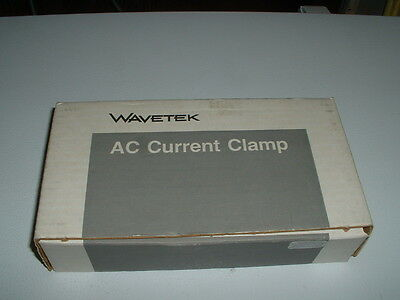 Wavetek CT-234A AC Current Clamp, Current Transformer, 1000 to 1,