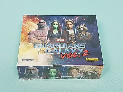 Panini Guardians of the Galaxy Vol. 2 1 x Display / 24 Booster Trading Cards