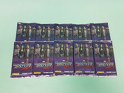Panini Guardians of the Galaxy Vol. 2  10 Booster / 60 Trading Cards