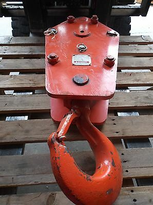 Mckissick  8024538  20 Ton Crane Block, Used Appears To Be New
