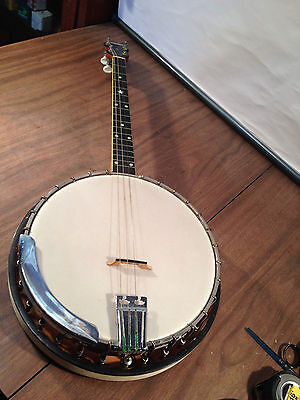Antique Whyte Laydie Banjo Fairbanks Vega Company Style R Old