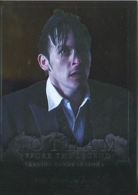 Gotham Season 1 Foil Parallel Base Card #70 Fish! Where are you?