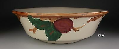 "FRANCISCAN APPLE made in USA ROUND VEGETABLE SERVING BOWL  9"" -  MINT"
