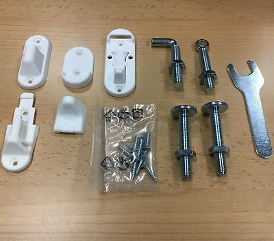 BabyDan Range of Stair Gates Spare Fitting Kits BabyDan Baby Gate Spare Parts
