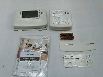 Honeywell CMT921 System Pack Wireless Programmable Room Thermostat CMT921A1042