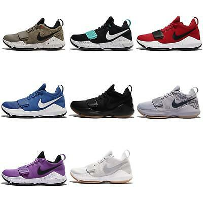 Nike PG 1 EP Paul George 13 Men Basketball Shoes Sneakers Trainers Pick 1