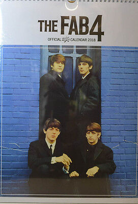 Beatles  Kalender 2018 (Dream) Neu