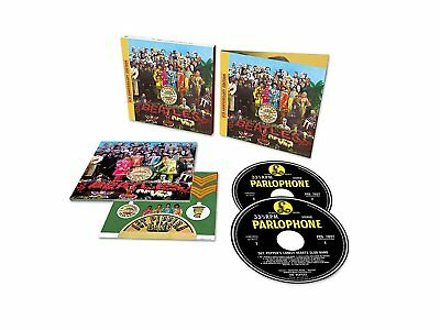 The Beatles - Sgt. Pepper's Lonely Hearts Club Band (NEW 2 x CD)