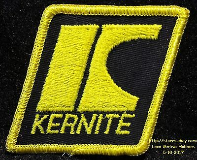LMH PATCH Badge KERNITE LUBRICATION Oil Lubricants Grease Gear Lube Fluid 10 LOT