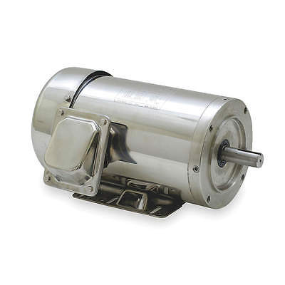 20 HP Washdown Motor, 3-Phase, 1765 Nameplate RPM, 230/460 Voltage,