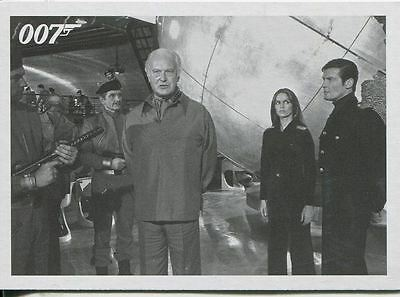 James Bond Archives 2015 The Spy Who Loved Me Throwback Chase Card #71