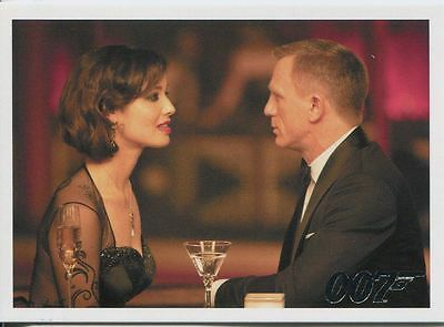James Bond Archives 2015 Skyfall Expansion [Dangerous Liaisons] Chase Card DL21