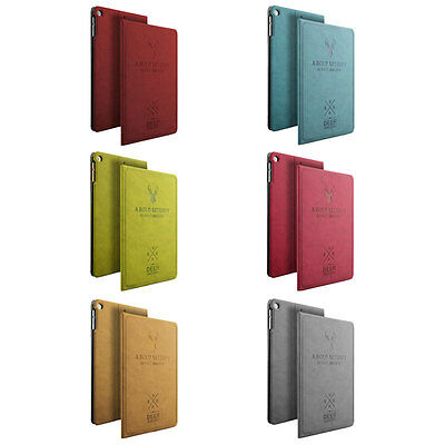 Slim Leather Case Smart Cover Stand Luxury For iPad Mini 1 2 3 4 5 6 Air 1 2