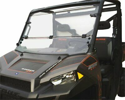 13-14 Polaris Ranger 900 XP Moose Full Folding Windshield  XF-2-2317-017
