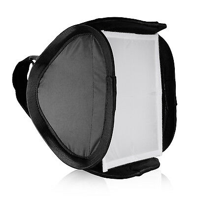 "Neewer 9"" x 9""/23cm x 23cm Foldable Off-Camera Flash Photography Studio Softbox"