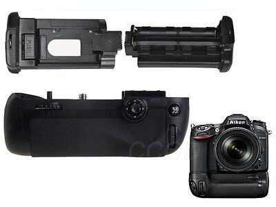 Hand Battery Grip vertical for Nikon D7100 D7200 EN-EL15 DSLR CAMERA as MB-D15