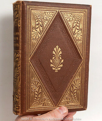 1853 Longfellow's HYPERION a Romance 1st Illustrated Edition (2nd) Antiquarian