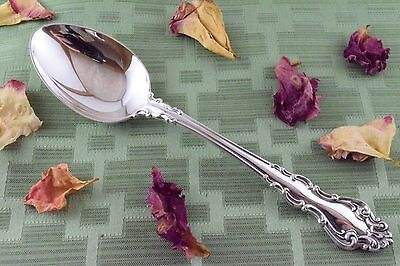 "SPANISH BAROQUE Oval Soup Spoon 6 3/4"" Reed & Barton Sterling Many Available"