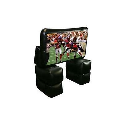 NEW Sima XL-PRO84 84in Diag. Projection Screen Kit with Projector, Speaker &