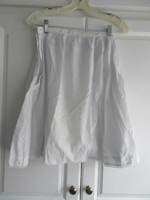 Antique Victorian Ladies Edwardian White Cotton Bloomers Undergarments LOT 2