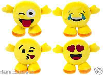 "ICON PLUSH PEOPLE  X 4, JUST £1.99p, 4 STYLES, 8"" TALL GREAT FUN , GREAT GIFT"