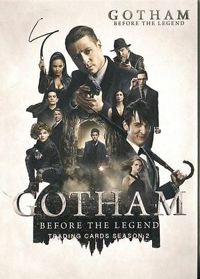 Gotham Season 2 Complete 72 Card Base Set