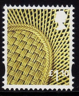 GB Northern Ireland 2011 Regional Definitive £1.10 SG NI113 MNH