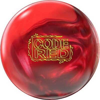 Storm Code Red US Release Bowling Ball New 1st Quality Choose Weight