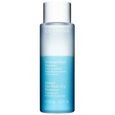Clarins Instant Eye Make-Up Remover for her 125ml