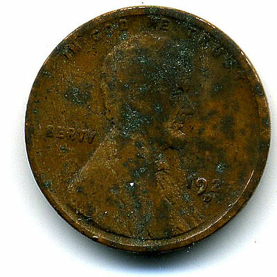 1927 D Wheat Penny 1 Cent Key Date Us Circulated One Lincoln Rare Coin U.s #4798