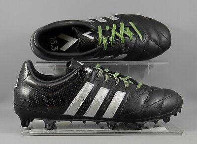 Adidas (B32811) ACE 15.3 FG/AG Leather adults football boots - Black