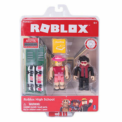 Roblox - Game Pack Series 1 - Roblox High School - Brand New