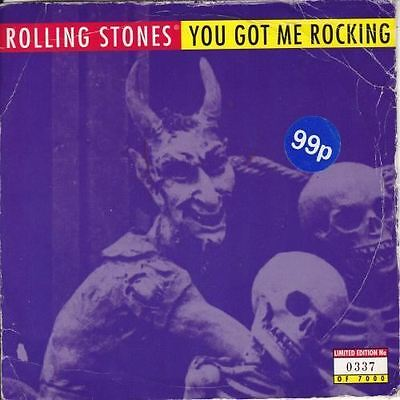 You Got Me Rocking 7 : The Rolling Stones