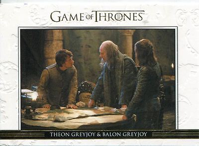 Game Of Thrones Season 3 Relationships Gold Parallel DL10 Theon Greyjoy and ..