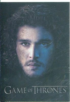 Game Of Thrones Season 3 Gallery Chase Card  PC5 Jon Snow