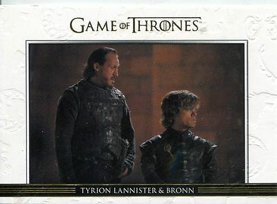 Game Of Thrones Season 3 Relationships Gold Parallel DL12 Tyrion Lannister and .