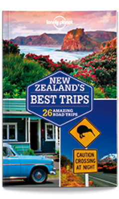 New Zealand's Best Trips by Lonely Planet 9781786570253 (Paperback, 2016)