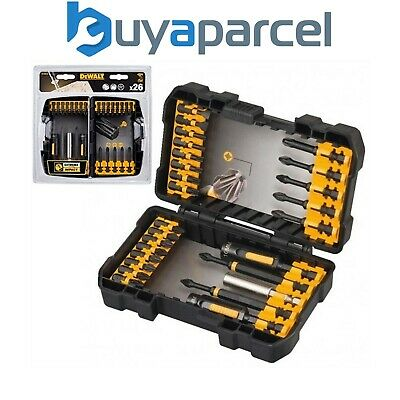 Dewalt DT70514T 26 Piece Impact Torsion Driver Screwdriver Bit Set DT70514