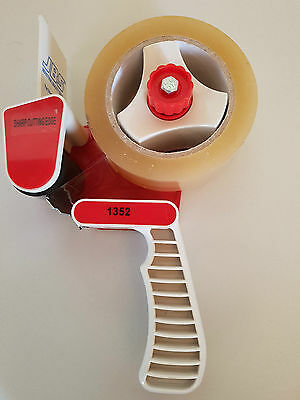 ***packing Tape Dispenser Heavy Duty Suit Tape Up To 50Mm Wide***