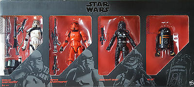 HASBRO® B4007 Star Wars® 6inch Black Series Imperial Forces 4er Exclusive Pack