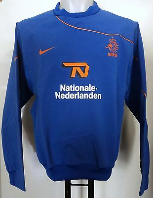 Holland Blue Training Sweatshirt By Nike Adults Size Large Brand New With Tags