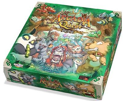 Arcadia Quest Board Game - Pets Expansions