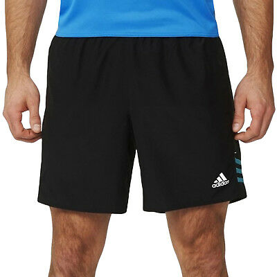 "adidas Performance Mens Response 5"" climalite Sports Running Gym Training Shorts"